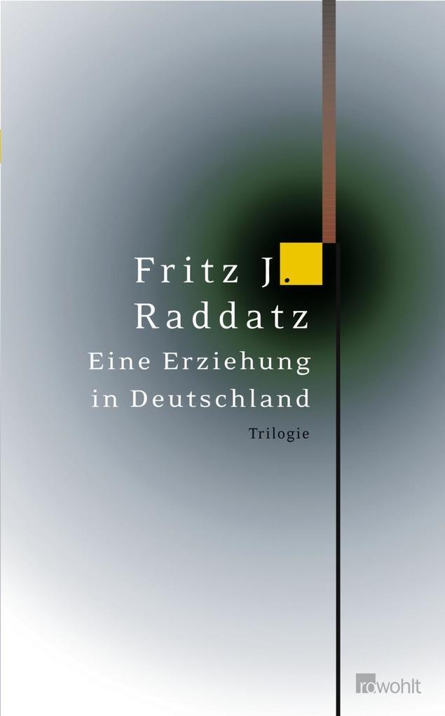 Eine Erziehung in Deutschland als Buch
