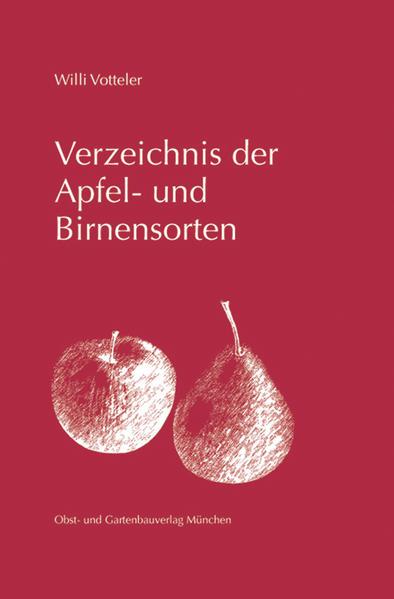 Verzeichnis der Apfel- und Birnensorten als Buch