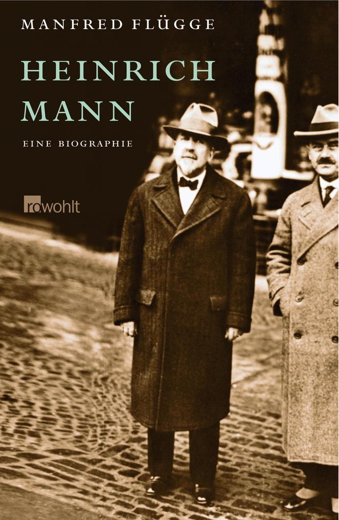 Heinrich Mann als Buch