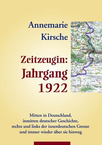 Zeitzeugin Jahrgang 1922 als Buch