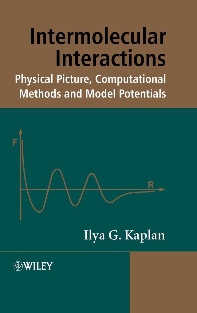 Intermolecular Interactions als Buch