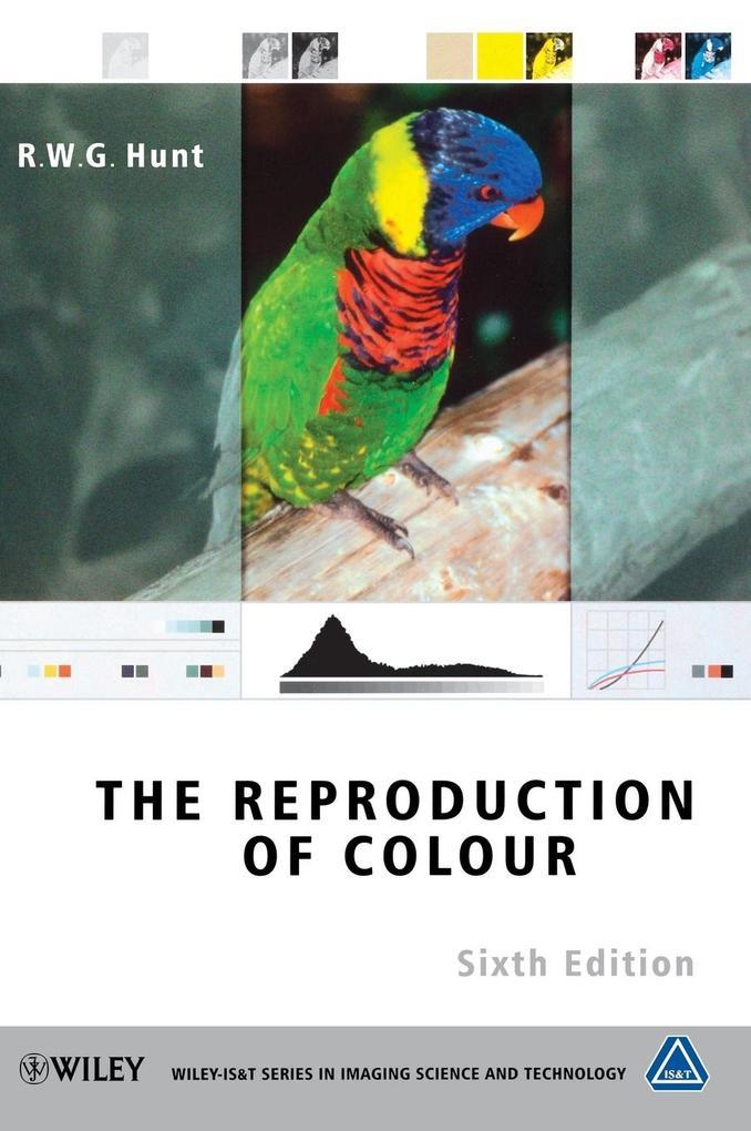 Reproduction of Colour 6e als Buch