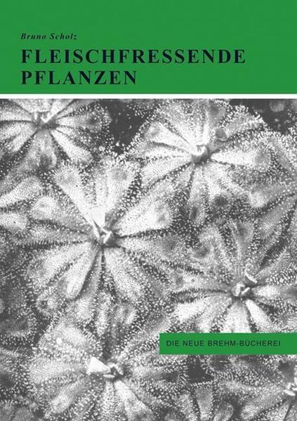 Fleischfressende Pflanzen als Buch