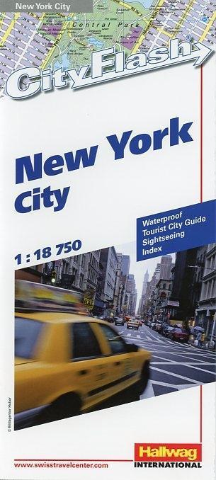 New York City 1 : 18 750. City Flash als Buch