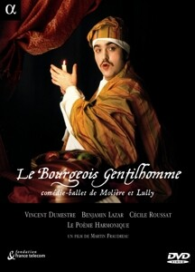 Le Bourgeois Gentilhomme als DVD