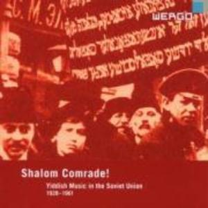 Shalom Comrade! als CD