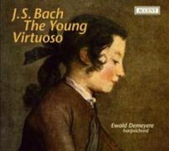 Bach-The Young Virtuoso als CD