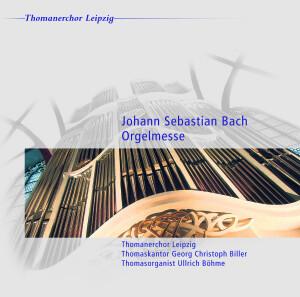 Clavierübung III (Orgelmesse) als CD