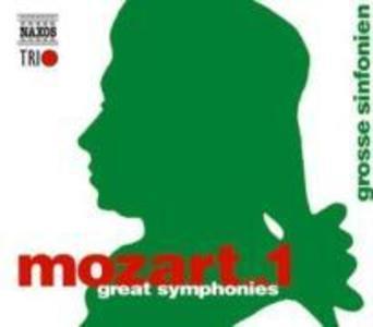 Grosse Symphonien als CD