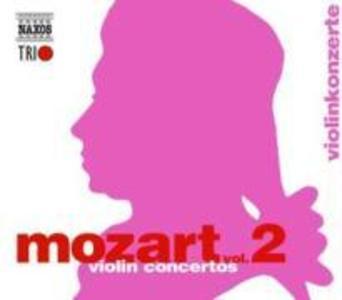 Violinkonzerte als CD