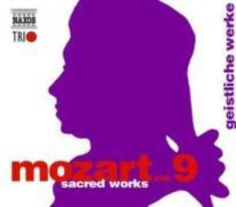 Geistliche Werke als CD