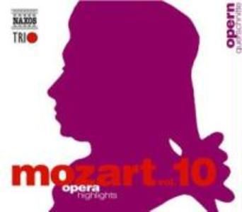 Opernhöhepunkte als CD