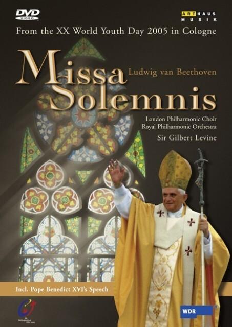 Missa Solemnis als DVD
