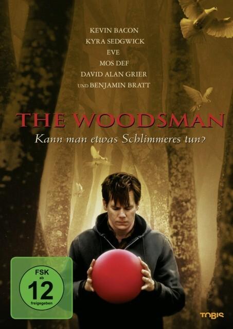 The Woodsman - Kann man etwas Schlimmeres tun? als DVD