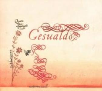 Quarto Libro Di Madrigali 1596 als CD