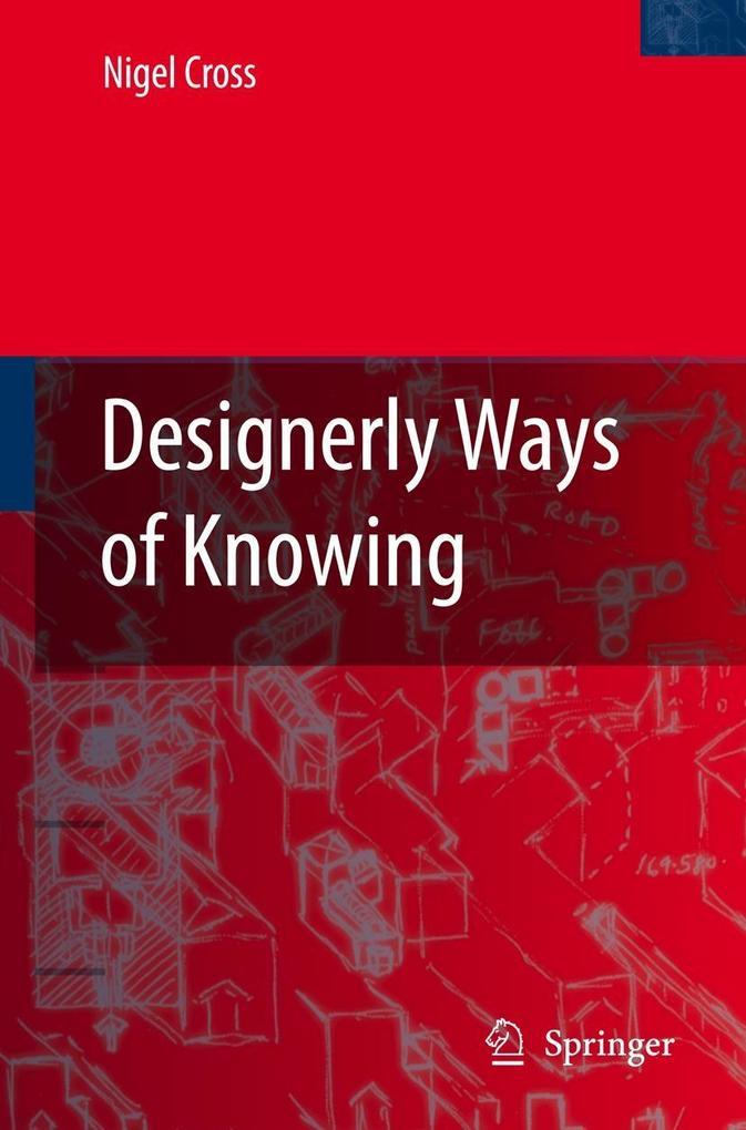 Designerly Ways of Knowing als Buch