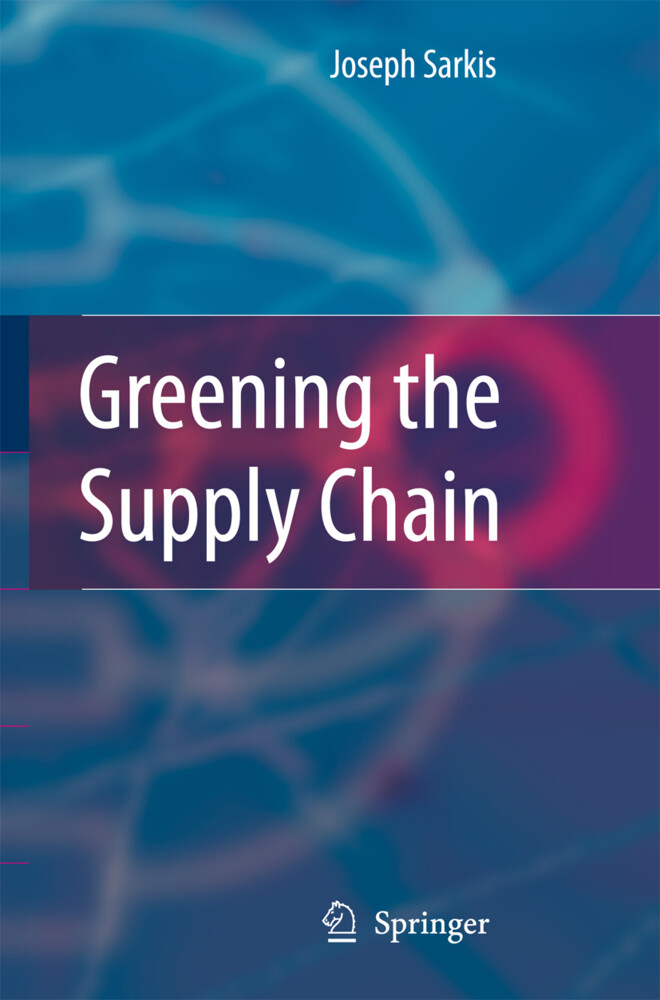 Greening the Supply Chain als Buch