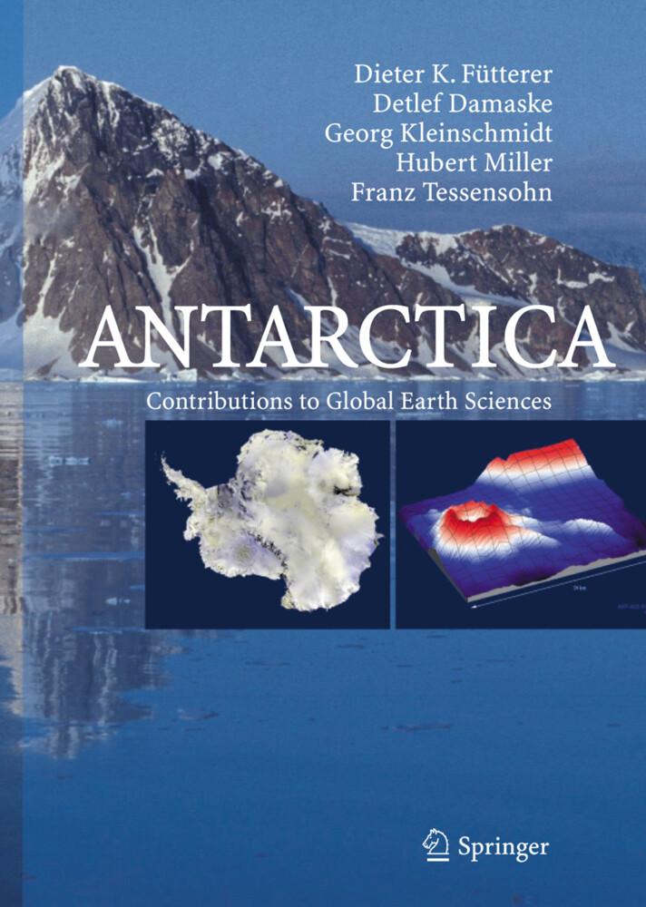 Antarctica als Buch