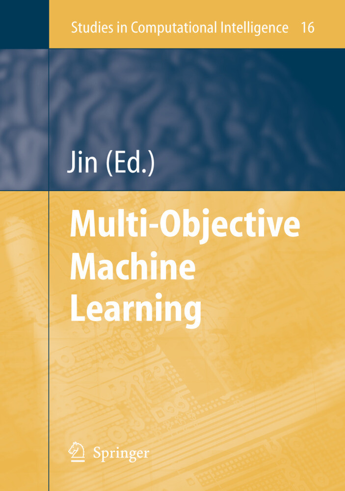 Multi-Objective Machine Learning als Buch