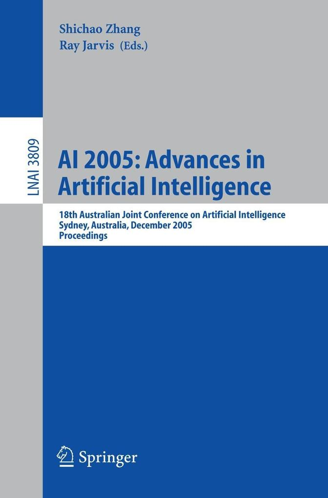 AI 2005: Advances in Artificial Intelligence als Buch