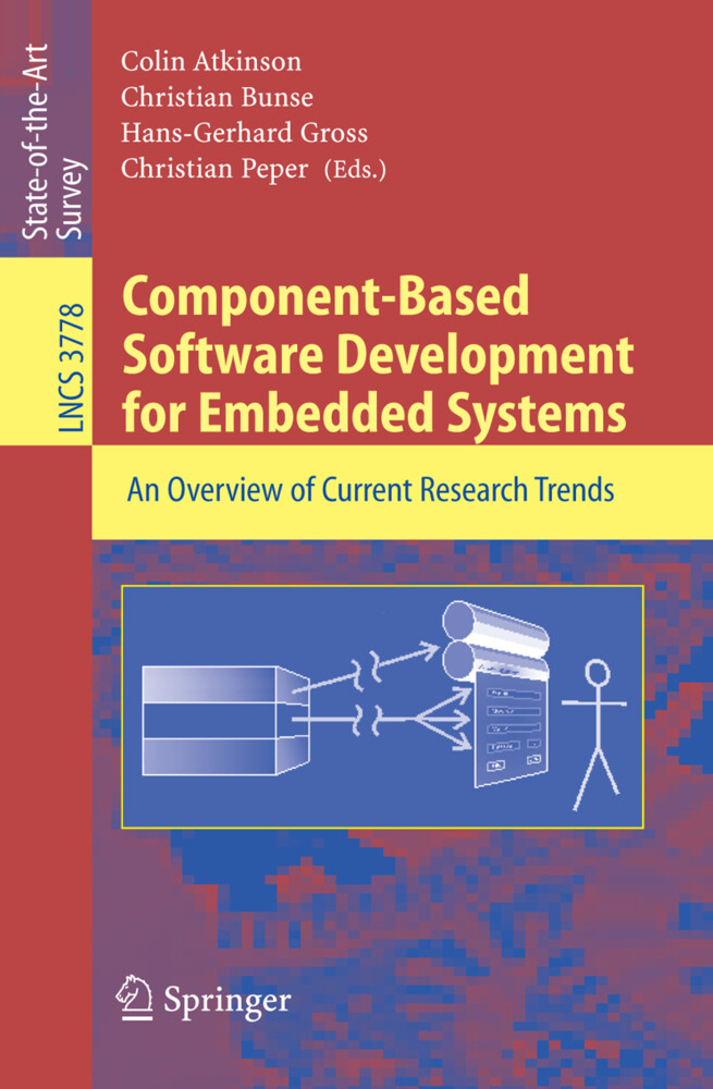 Component-Based Software Development for Embedded Systems als Buch
