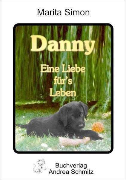 Danny als Buch