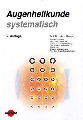 Augenheilkunde systematisch als Buch