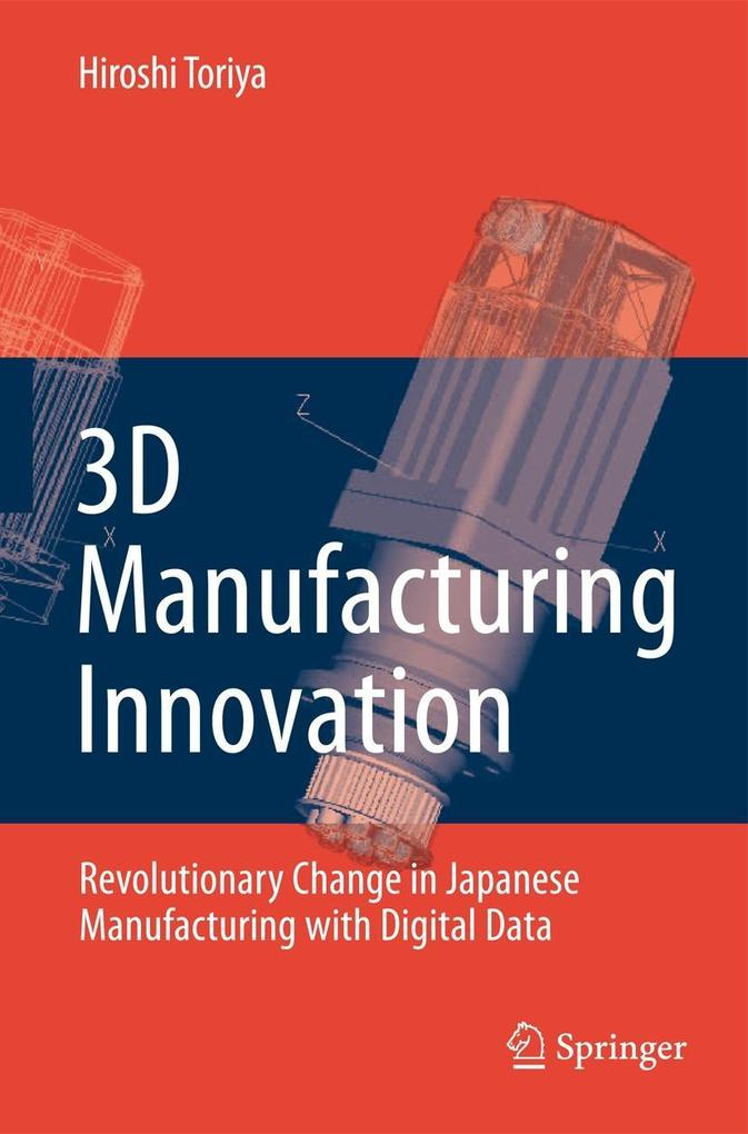 3D Manufacturing Innovation als Buch