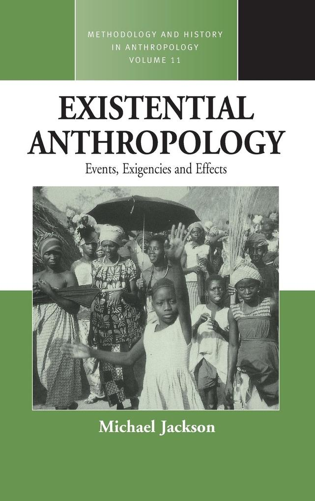 Existential Anthropology als Buch