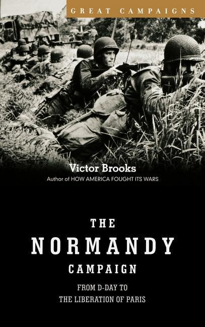 Normandy Campaign als Buch