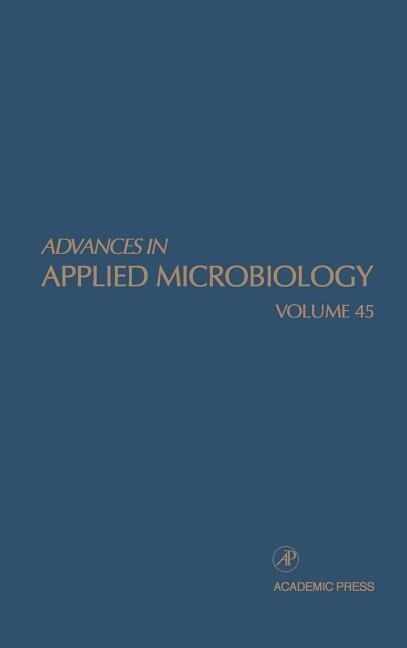 Advances in Applied Microbiology als Buch