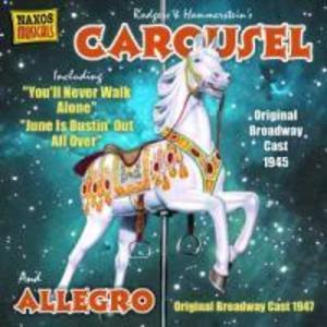Carousel/Allegro als CD