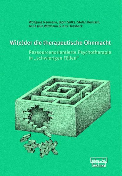 Wi(e)der die therapeutische Ohnmacht als Buch