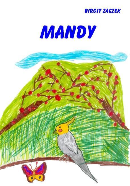 Mandy als Buch