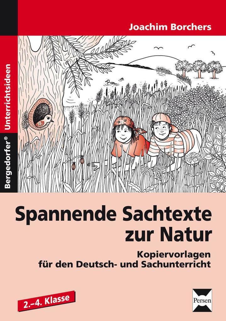 Spannende Sachtexte zur Natur als Buch