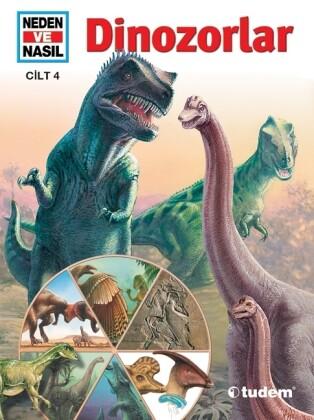 Was ist Was. Dinosaurier (Neden ve Nasil Dinozorlar) als Buch