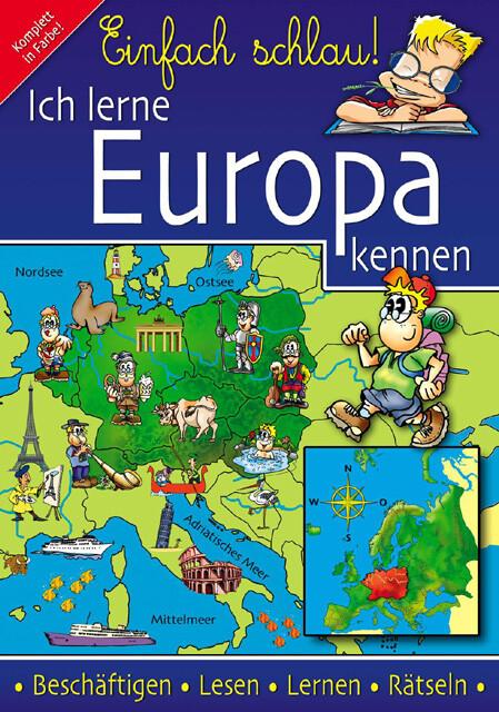 Einfach schlau! Ich lerne Europa kennen als Buch
