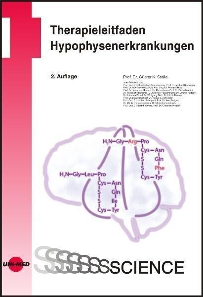 Therapieleitfaden Hypophysenerkrankungen als Buch