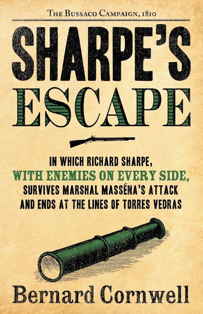 Sharpe's Escape als Buch