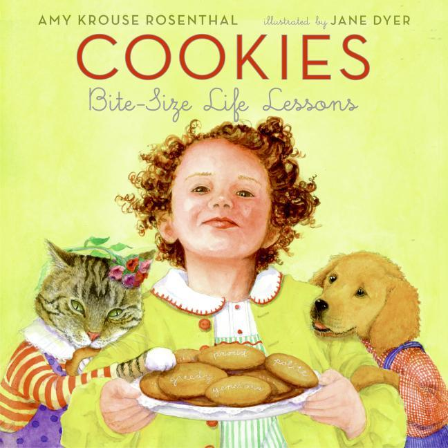 Cookies: Bite-Size Life Lessons als Buch