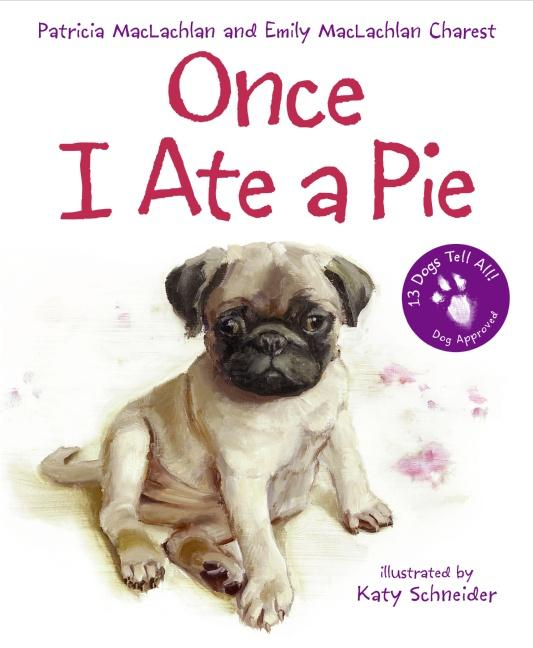Once I Ate a Pie als Buch