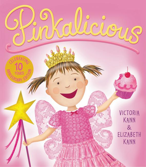 Pinkalicious als Buch