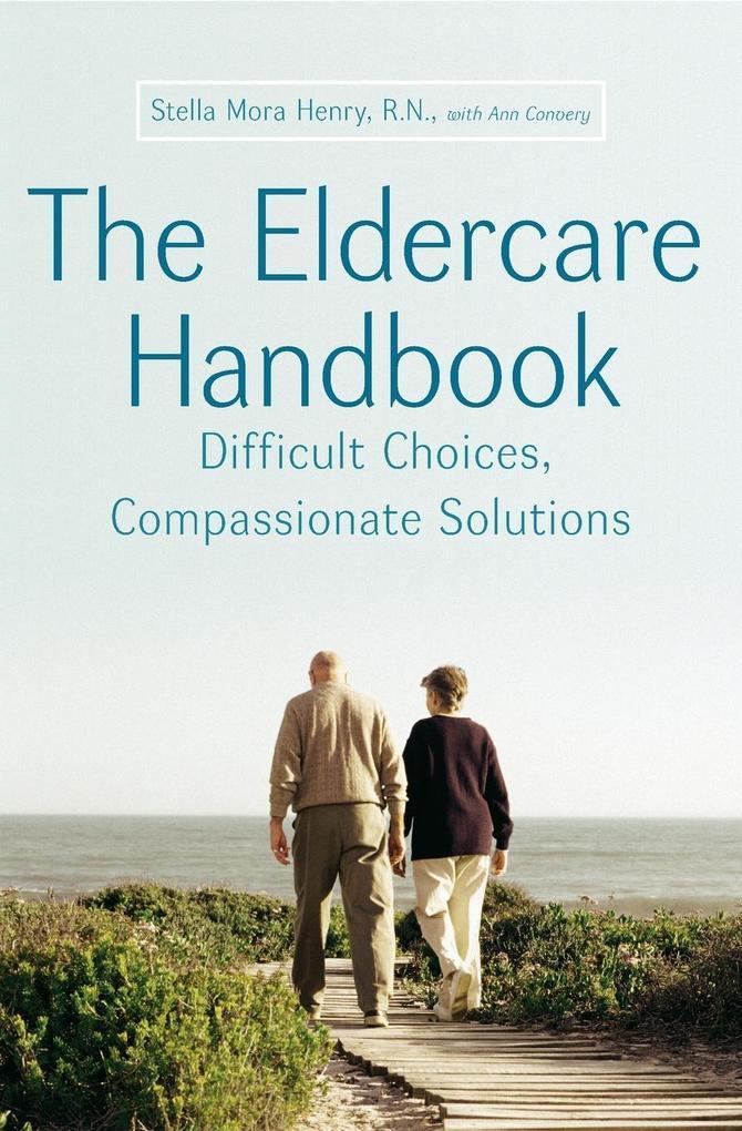 The Eldercare Handbook als Taschenbuch