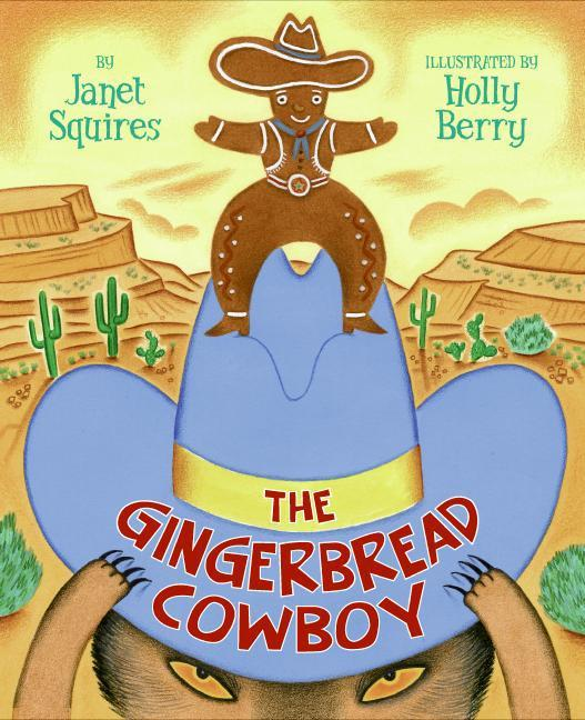 The Gingerbread Cowboy als Buch