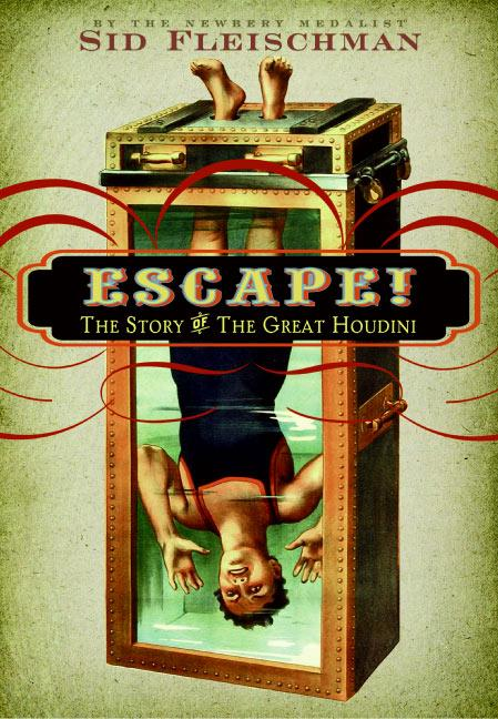 Escape!: The Story of the Great Houdini als Buch