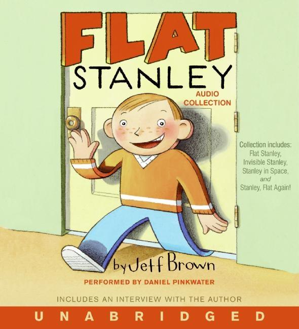 Flat Stanley Audio Collection als Hörbuch