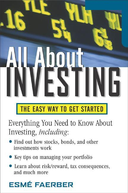 All about Investing: The Easy Way to Get Started als Buch