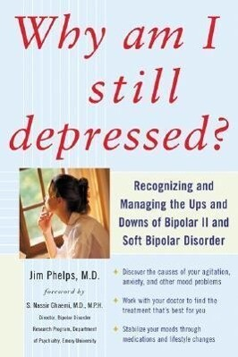 Why Am I Still Depressed? Recognizing and Managing the Ups and Downs of Bipolar II and Soft Bipolar Disorder als Buch
