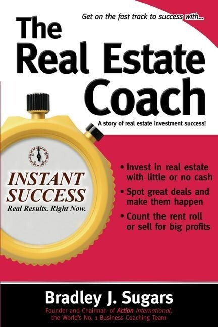The Real Estate Coach als Buch