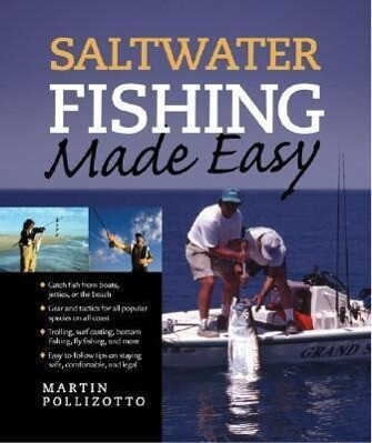 Saltwater Fishing Made Easy als Buch